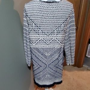 Lucky Brand Sweaters - Lucky brand open front cardigan EUC